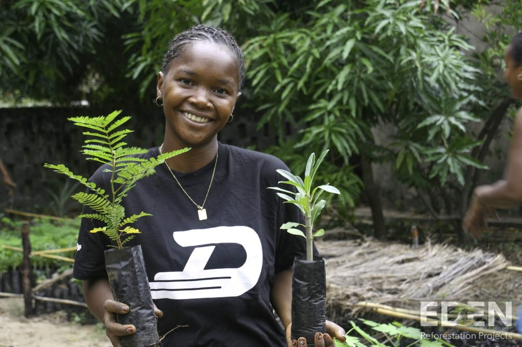 Tree Planting to save the world